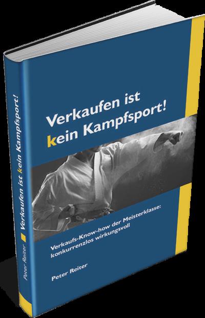 Buch-VerkaufenistkeinKampfsport-PeterReiter-TrainingsOG